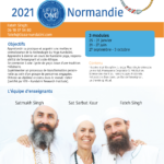 Formation Niveau 1 Kundalini Yoga - Normandie