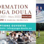 Formation Yoga Doula 2021-2022