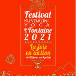 """Festival de la Fontaine - """"La joie en action"""""""
