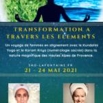 Transformation à travers les éléments